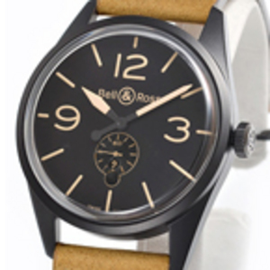 Replica Bell & Ross Vintage BR - 123 Erfgoed Mens Automatic Watch