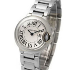 Acciaio Replica Cartier Ballon Bleu Ladies Watch W69010Z4