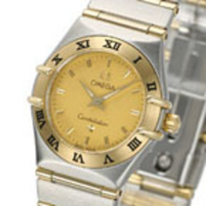 Replica Omega Constellation Deux Ladies Watch Tone Mini 1262,10