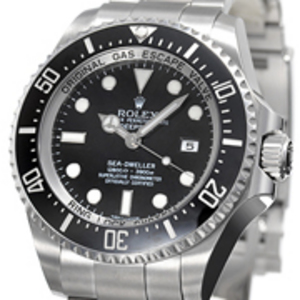 Replica Sea Dweller Deepsea Automatiske Mens Watch 116660
